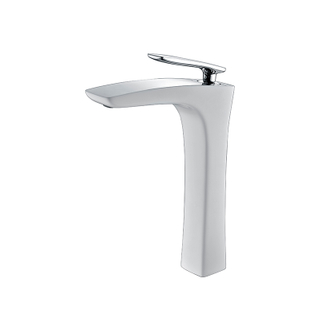 Single Bathroom Basin Faucet In Oil Rubbed Bronze