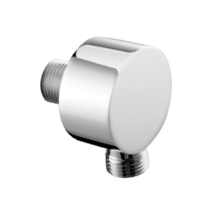 Contemporary Wall Mounted Brass Shower Outlet Elbow WT04