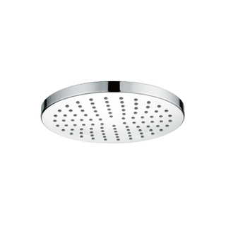 "Ceiling Mounted 8""Plastic Bathroom Rain Shower Heads"
