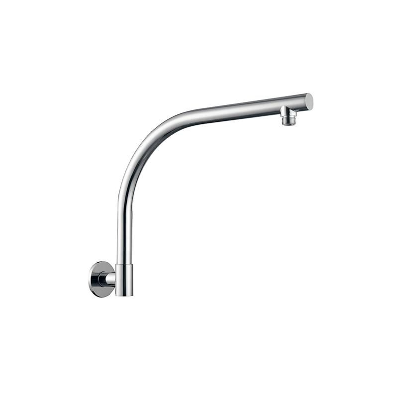 Polished Chrome Brass Vertical Long Shower Arm HSG41