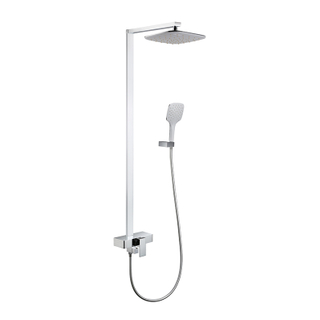 Wall Mounted Mixer Valves For Thermostatic Shower