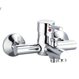 Wall Mounted Multi Function Solid Brass Shower Mixer Tap