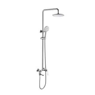 Copper Single Handle Bathroom Shower Bathtub Faucet Brands