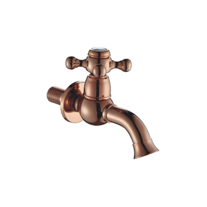 Rose Gold Washing Machine Use Water Supply Valve