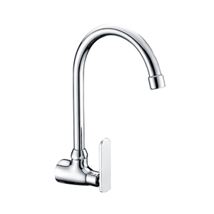 Single Handle Single-Hole Wall Mounted Kitchen Water Taps
