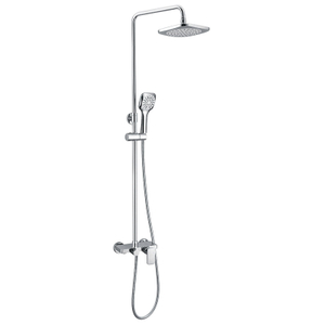 New Design Best Selling Australia Modern Rain Shower Mixer Set