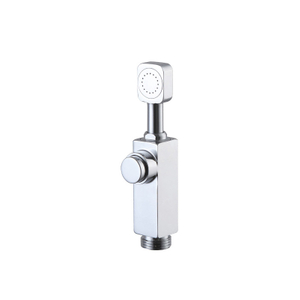 Toilet and Wall Mount Bidet Sprayer with Elongated Hose