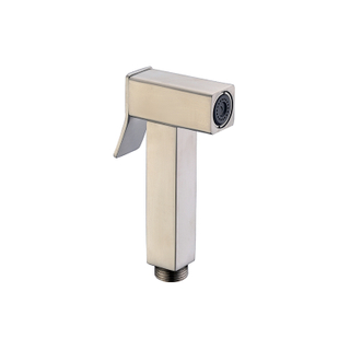 Stainless Steel Hand-Held Bidet Toilet Sprayer