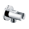 Supply Chrome Plated Brass Shower Outlet Elbow Mounted Faucet Elbow WT05