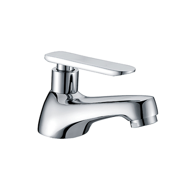 Single Cold Brass Water Tap For Undermount Sink