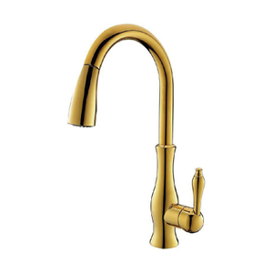 Amazon/Ebay Hot Selling Single Lever Pull Out Kitchen Faucet