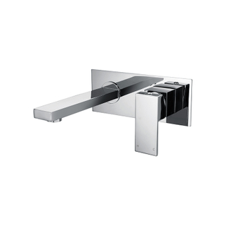 Surface Mounted Bathroom Shower Mixer Taps