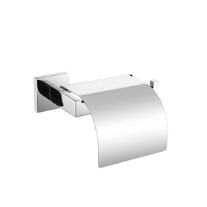 Toilet Paper Holder | Chrome Toilet Roll Paper Holder | Bathroom Accessories Wall Mounted