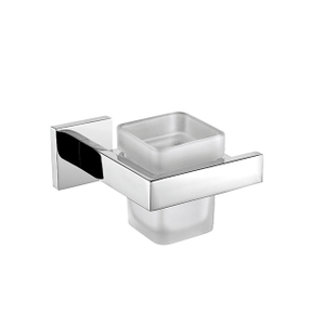 Bathroom Cup Holder | Single Cup Holder For Toothbrush | Wall Mounted Bathroom Cup Holder
